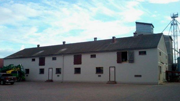 Ryc. 3: Budynek tuczarni