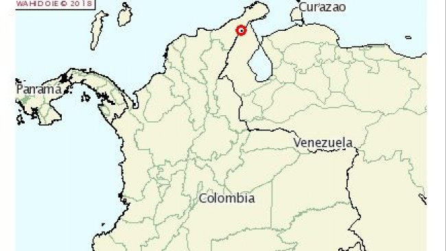 Foot-and-mouth disease Colombia