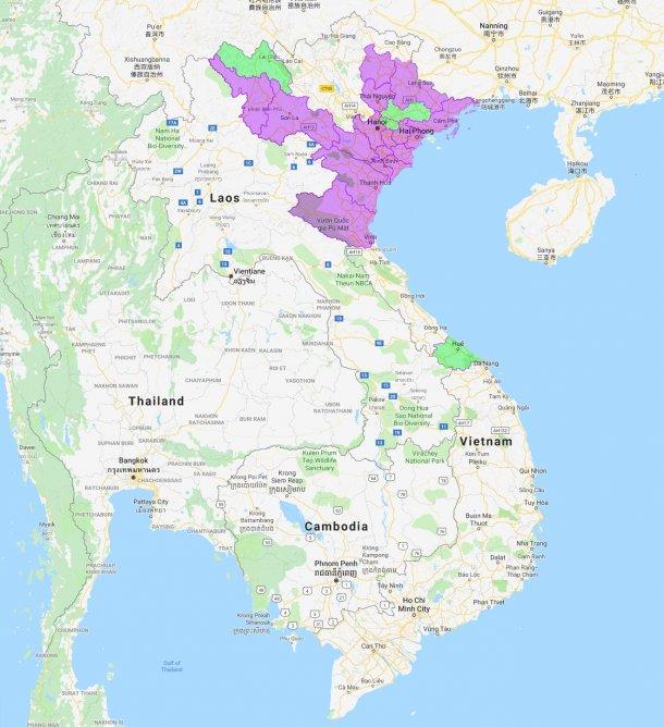 ASF Vietnam