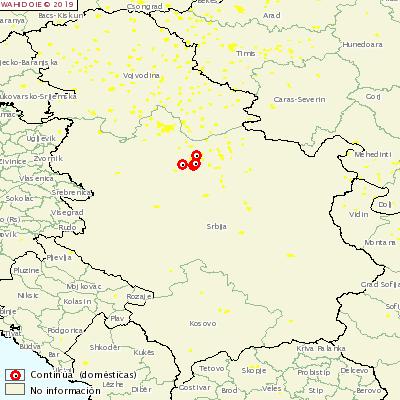 <p><span><span><span><span>ASF appears in Serbia</span></span></span></span></p>