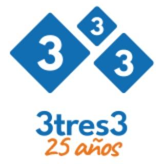 3tres3.com